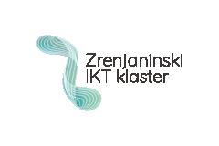 Zrenjaninski IKT klaster logo